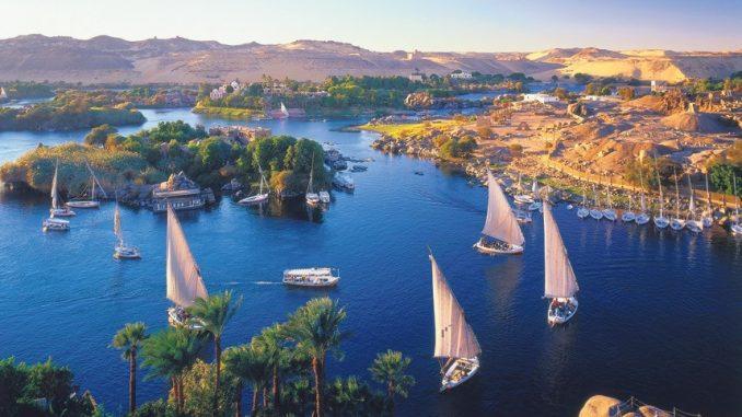 Le fleuve du Nil