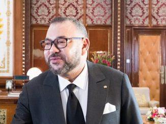 Sa Majesté le Roi Mohammed VI, que Dieu L'assiste