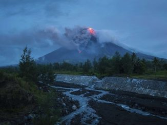 Philippines: Le volcan Mayon menace