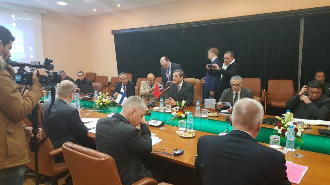 HCEFLCD :Entretien Maroco-Finlandais pour Renforcer la Coopération en Matière de Gestion des Ressources Naturelles