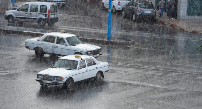 Météo Maroc :La pluie continue sur plusieurs régions