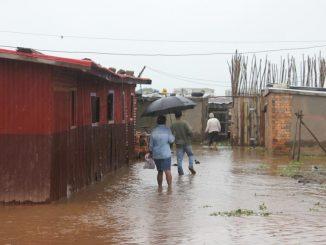 Le cyclone Ava frappe Madagascar