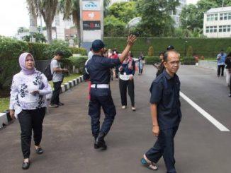 Indonésie : Un séisme de magnitude 6,4 secoue Jakarta