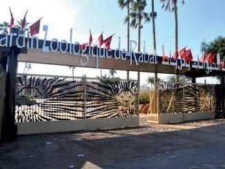 Le Jardin Zoologique de Rabat