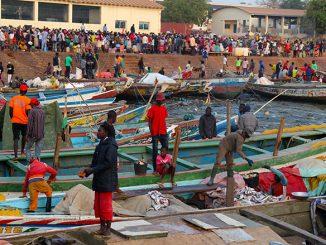 La pêche en Afrique