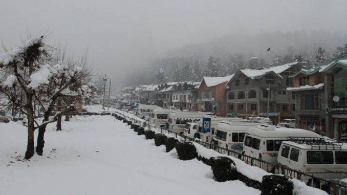 Vague de froid en Inde
