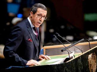 L'ambassadeur Omar Hilale