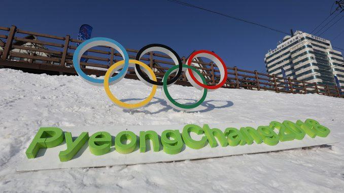 PyeongChang, en Corée du Sud, où se tiennent en ce moment les JO