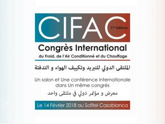 Le Congrès International du Froid, de l'Air-conditionné et du Chauffage (CIFAC)