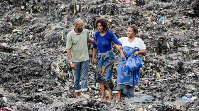 Au moins 17 morts dans l'effondrement d'une décharge au Mozambique