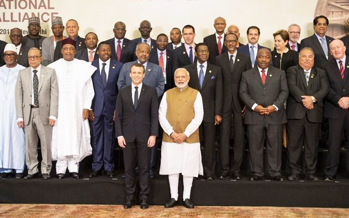 Le Burkina Faso rejoint l'Alliance solaire internationale