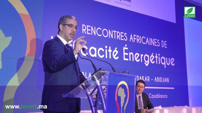 Aziz Rabbah, le ministre de l'Energie, des Mines et du Développement durable
