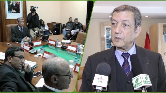 Dr.Abdeladim LHAFI, le Haut-Commissaire aux Eaux et Forêts et à la Lutte Contre la Désertification