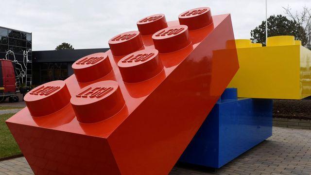 Le groupe de jouets danois Lego lance ses premiers jouets à partir de plastique végétal