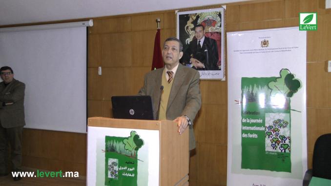 le Haut Commissaire aux Eaux et Forêts et à la Lutte Contre la Désertification, Dr. Abdeladim LHAFI