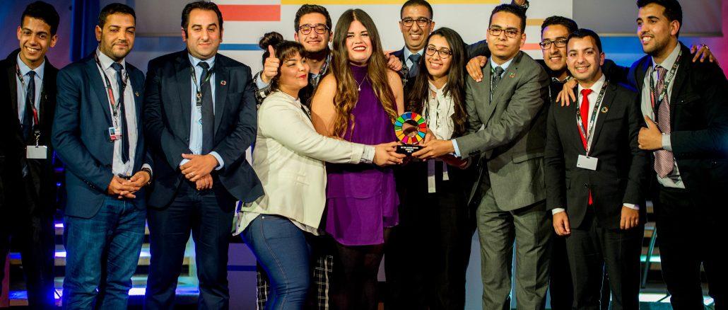 L'initiative SDG Youth Morocco a été primée lors du « United Nations SDG Action Awards »