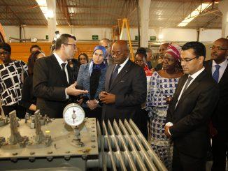 Le Maroc abrite pour la première fois la réunion du Bureau de la Conférence Ministérielle Africaine sur l'Environnement