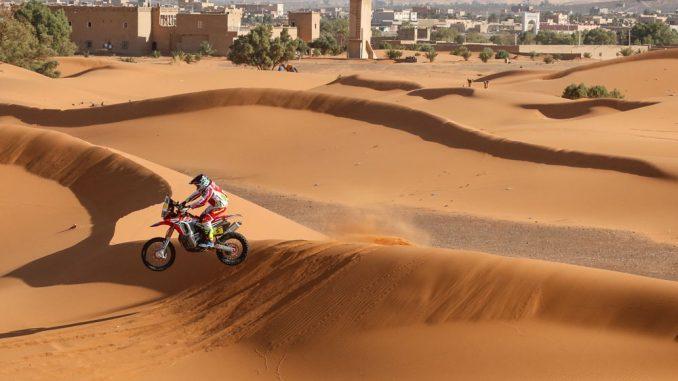 La 9e édition d'Afriquia Merzouga Rally démarrera le 15 avril