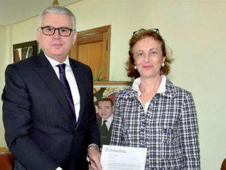 Florence Rolle nommée Représentante de la FAO au Maroc et succède ainsi à M. Michael George Hage