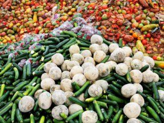 Les Américains jettent 150.000 tonnes de nourriture par jour
