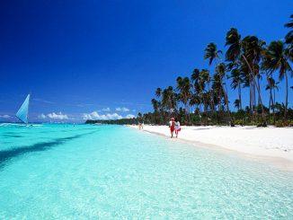 Ile de Boracay aux Philippines