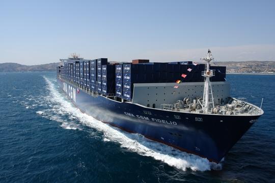 Transport maritime : Signature d'un accord visant à réduire d'au moins 50% les émissions de CO2