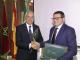 M. Said Mouline directeur général de l'Amee et M. Nestor Fernández Rodriguez directeur général de la l'Agence Andalouse de Coopération Internationale au Développement (AACID) et la Junta de Andalucía (Espagne).