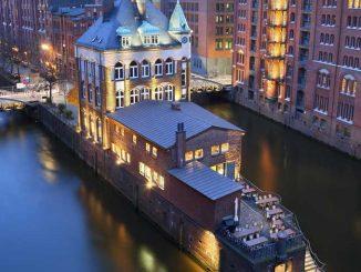 Hambourg, ville allemande