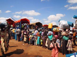 la faim et les conflits