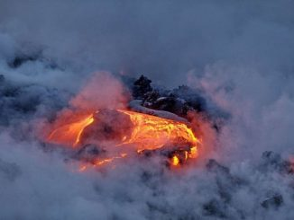 Hawaï: l'éruption du volcan Kilauea devient toxique