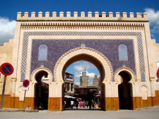 Bab Boujloud-Fès