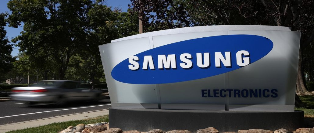 Samsung veut utiliser 100 % d'énergie renouvelable