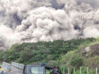 Au Guatemala, le bilan atteint 75 morts et 192 disparus après l'éruption du Volcan de Feu
