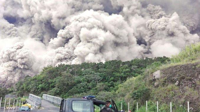 Eruption d'un volcan au Guatemala: nouveau bilan de 25 morts