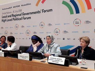 New York : Le Maroc présent au Forum Politique de haut Niveau sur le Développement Durable