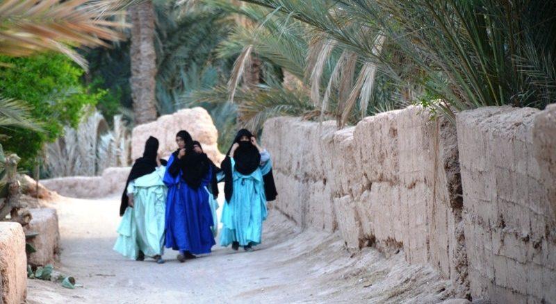 Les femmes oasiennes