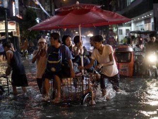 Le passage d'un typhon en Chine a provoqué la mort de trois personnes et l'évacuation de plus de 200.000 autres