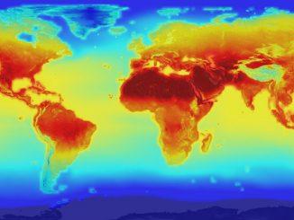 réchauffement climatique et météo