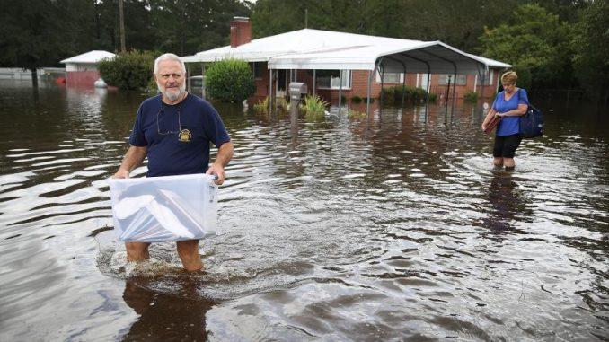 Ouragan Florence: Le bilan s'alourdit à au moins 31 morts