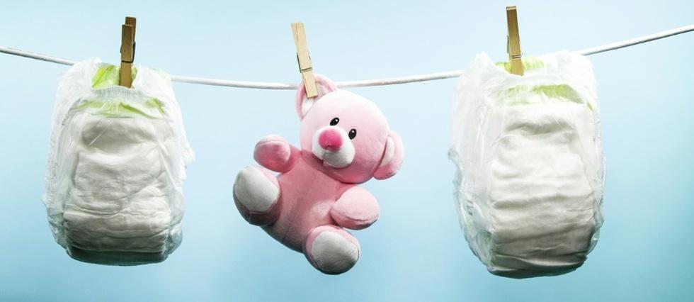 Pays-Bas: les couches bébé recyclées en article ménagers