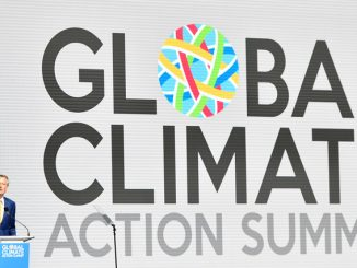 le sommet mondial sur le climat de San Francisco