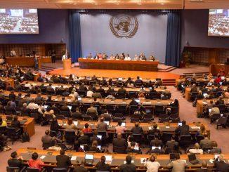 Les sessions des organes subsidiaires de la CCNUCC et du Groupe de travail ad hoc sur l'Accord de Paris à Bangkok.