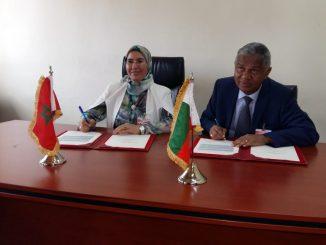 Nezha ELOUAFI Secrétaire d'Etat chargée du Développement durable
