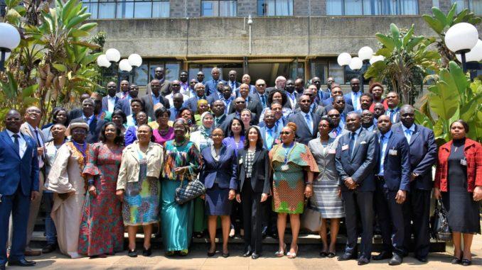 Nezha El OUAFI, Secrétaire d'Etat chargée du développement durable - Conférence Ministérielle Africaine sur l'Environnement