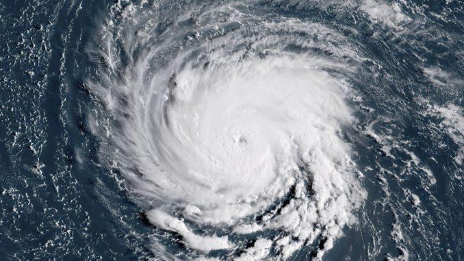 L'ouragan Florence s'approche de la côte Est américaine