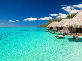 Les Maldives menacé par la montée des eaux
