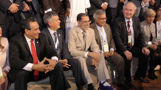 la 11-ème édition du Forum mondial des régions, placé sous le thème «Les régions face aux défis de mise en œuvre des trois agendas globaux»