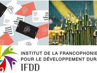 Francophonie - Lancement d'un concours en développement durable