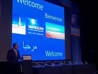 SolarPACES à Casablanca
