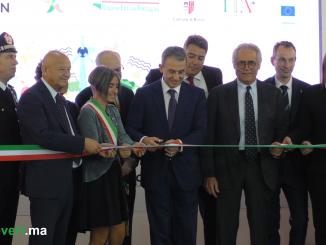 Le ministre italien de l'Environnement, Sergio Costa